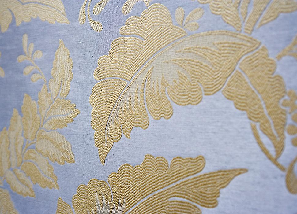 Textile Wandbespannung