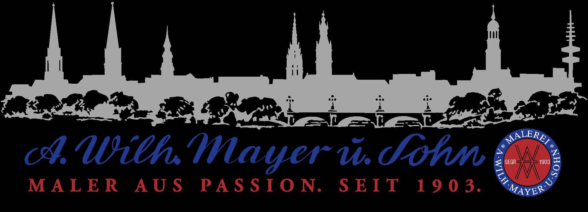 Willkommen bei A. Wilh. Mayer u. Sohn!